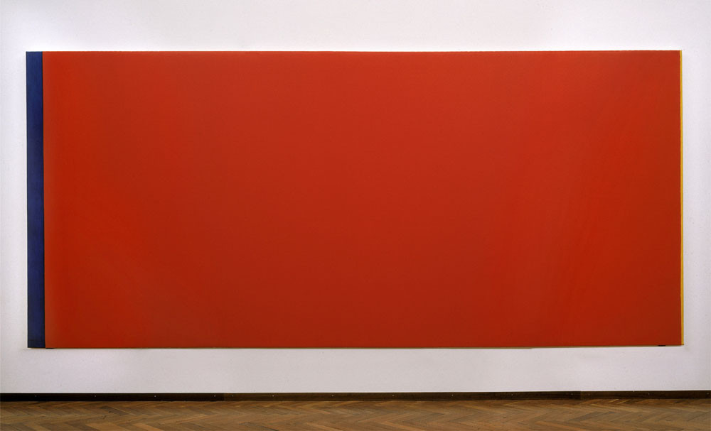 Whos-Afraid-of-Red-Yellow-and-Blue by Barnett Newman